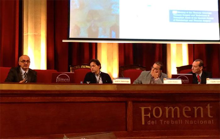 Prof. Dr. Semih Halezeroğlu'nun yurtdışı konferansları