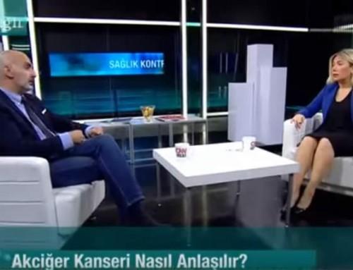 Prof.Dr. Semih Halezeroğlu CNN Türk'te